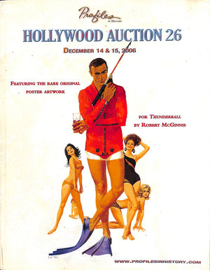 """Hollywood Auction 26"" 2006"
