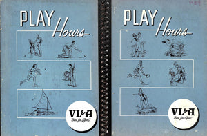 """Play Hours: VL & A 1954"""