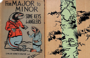 """From Major to Minor: Some Keys for Anglers"" DAWSON, Major Kenneth"