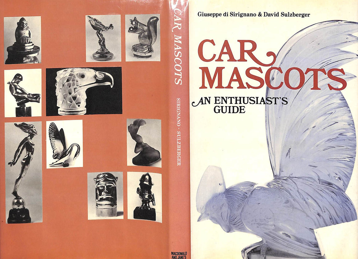 """Car Mascots: An Enthusiast's Guide"" Giuseppe di Sirignano & David Sulzberger"