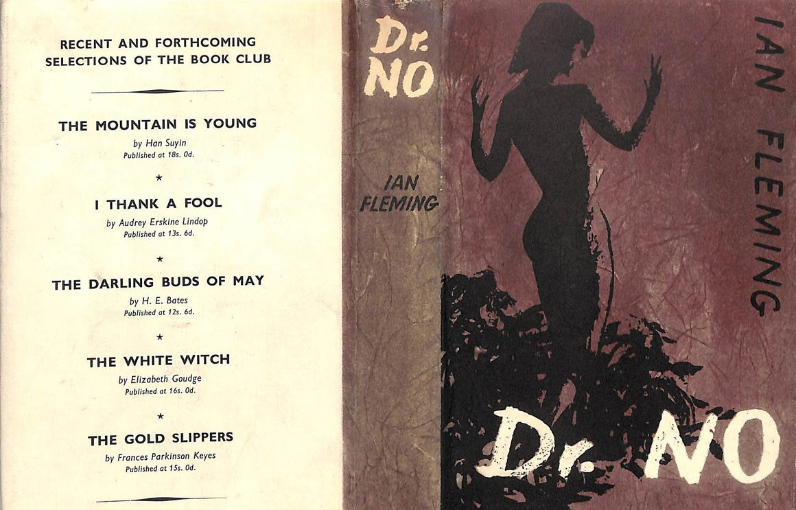 """Dr. No"" 1958 FLEMING, Ian (SOLD)"