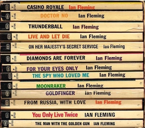 """The Complete James Bond: 13 Intriguing Adventures by Ian Fleming"" FLEMING, Ian"