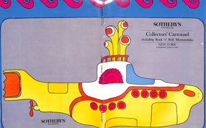 Sotheby's: Collectors' Carrousel including Rock 'n' Roll Memorabilia - June 29, 1985