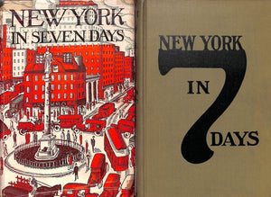 """New York In Seven Days"" Helena Smith Dayton and Louise Basom Barratt"