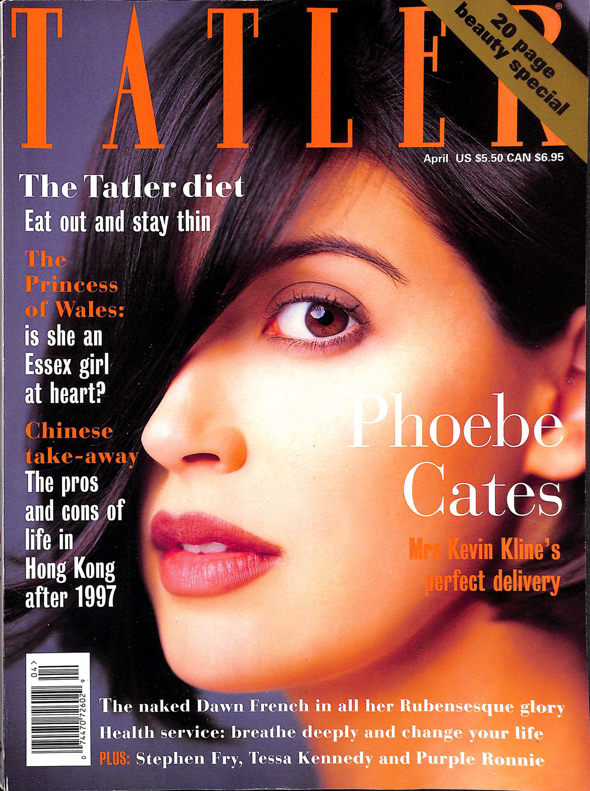 Tatler April 1994 (SOLD)