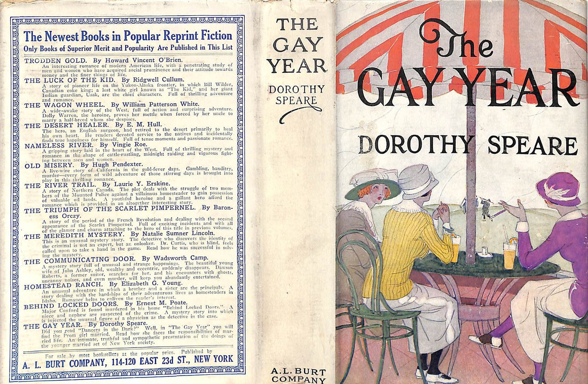 """The Gay Year"" SPEARE, Dorothy"
