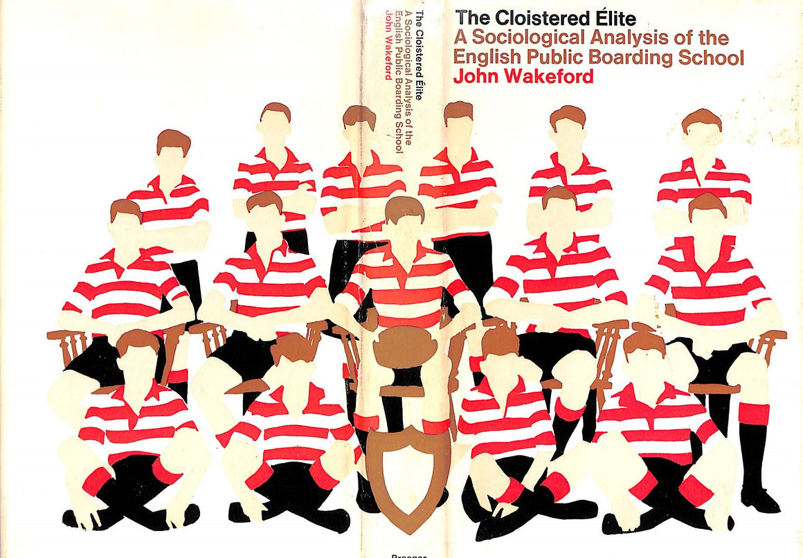 """The Cloistered Elite"" Wakeford, John"