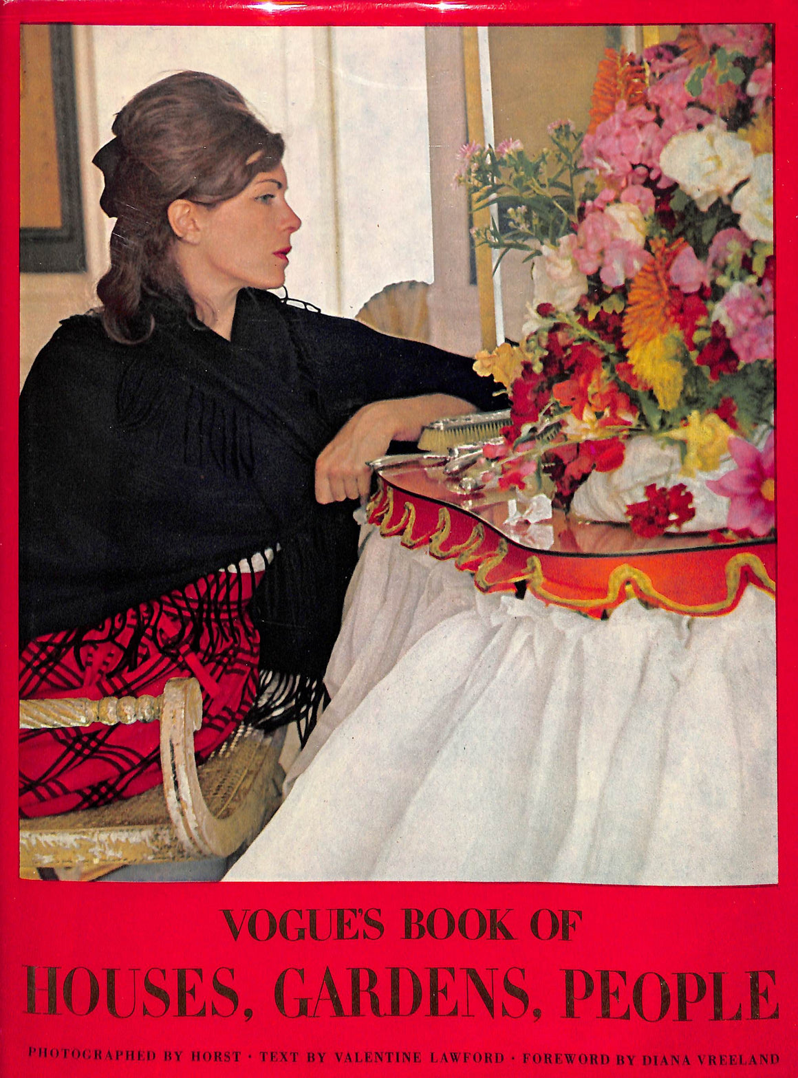"""Vogue's Book of Houses, Gardens, People"" 1968 LAWFORD, Valentine [Text]"