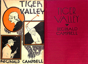 """Tiger Valley"" 1931 CAMPBELL, Reginald"