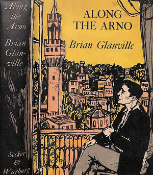 """Along The Arno"" 1956 Glanville, Brian"