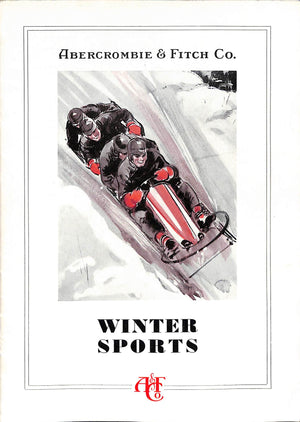 Abercrombie & Fitch Winter Sports c1930s