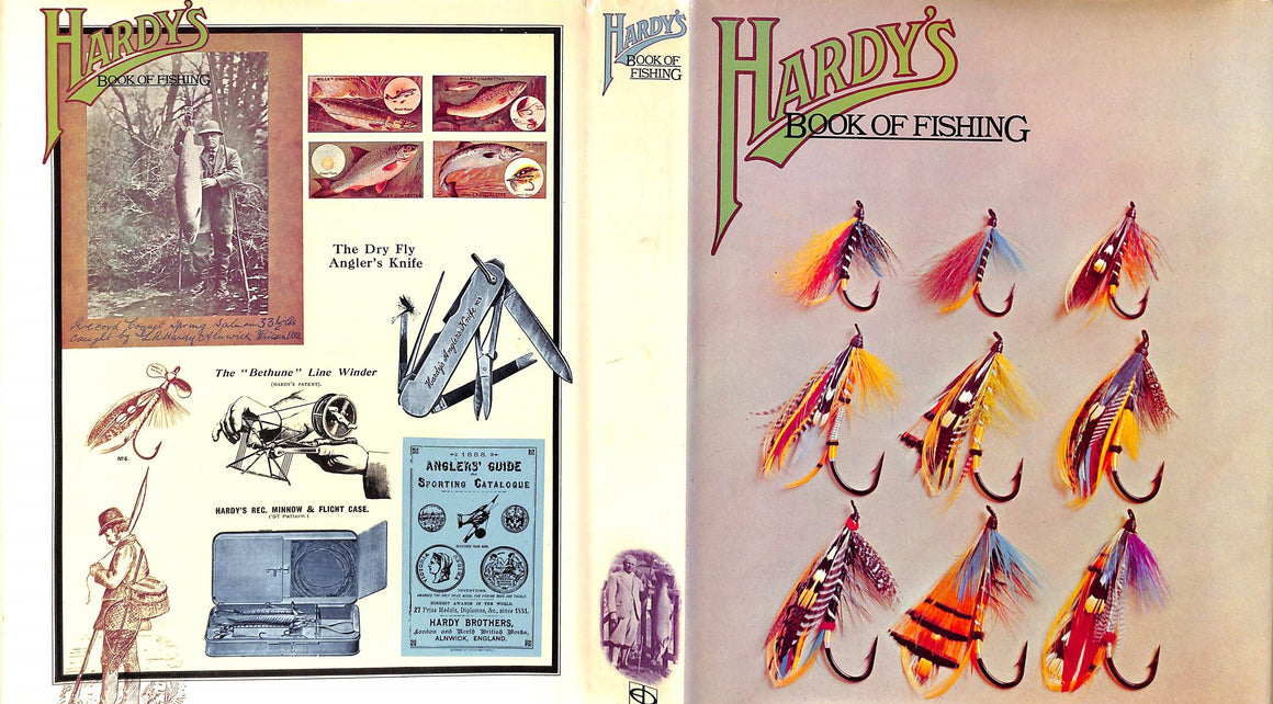 """Hardy's Book of Fishing"" ANNESLEY, Patrick"