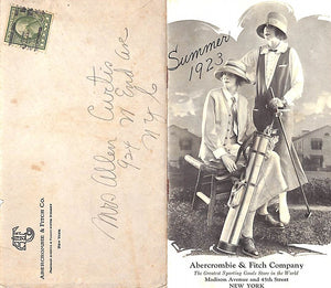 Abercrombie & Fitch Summer 1923 Women's Clothing Catalog