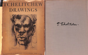"""Tchelitchew Drawings"" KIRSTEIN, Lincoln"