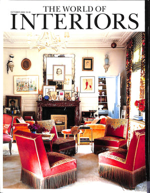 The World of Interiors October 2009