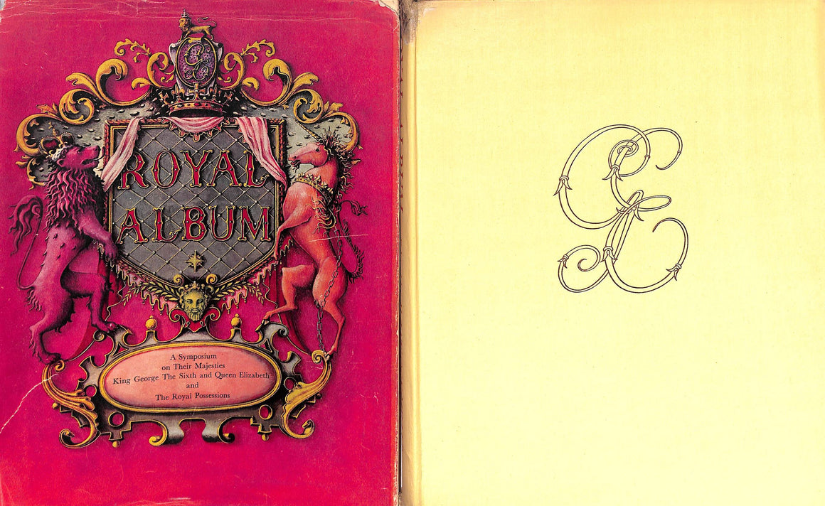 """Royal Album"" 1951 Miller, H. Tatlock [edited by]"