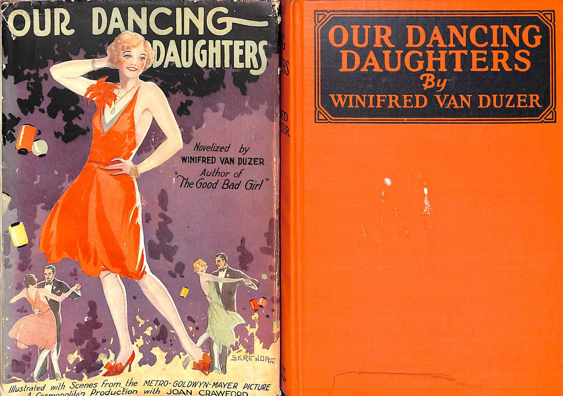 """Our Dancing Daughter"" DUZER, Winifred Van"