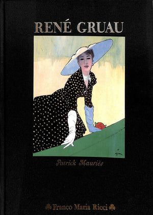 Rene Gruau by Patrick Mauries FMR Ltd Edition in Clamshell Slipcase