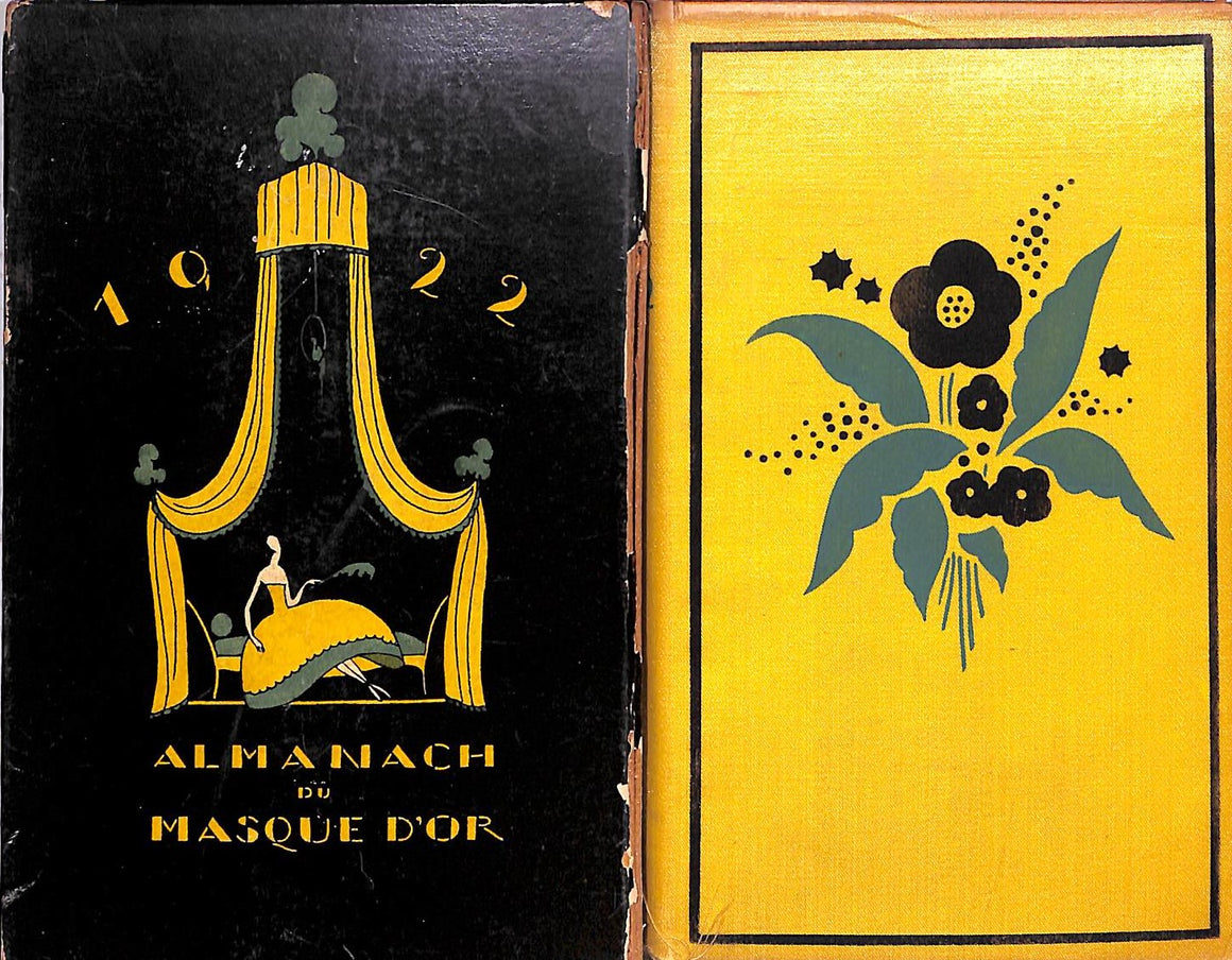 """Almanach du Masque D'or"""