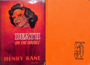 """Death On The Double"" KANE, Henry"