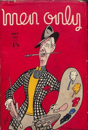 Men Only: May 1952