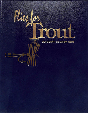 """Flies for Trout"" STEWART, Dick ALLEN, Farrow"