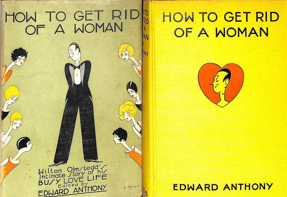 """How To Get Rid of A Woman"" Anthony, Edward"