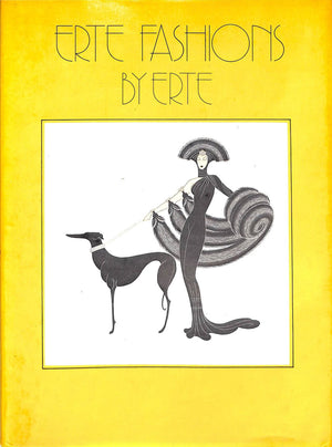 """Erte Fashions"" by Erte Ex-Libris: Kitty d'Alessio (SOLD!)"