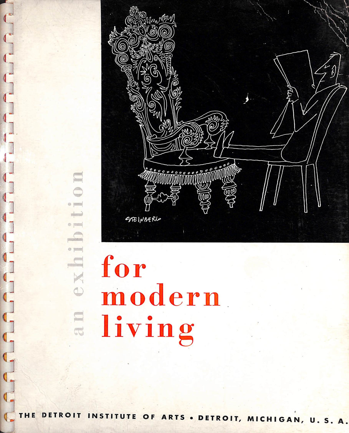 """An Exhibition for Modern Living"" A. H. Girard & W. D. Laurie, Jr. [edited by]"