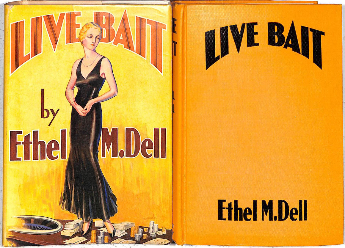 """Live Bait: Shorter Romances"" 1932 DELL, Ethel"