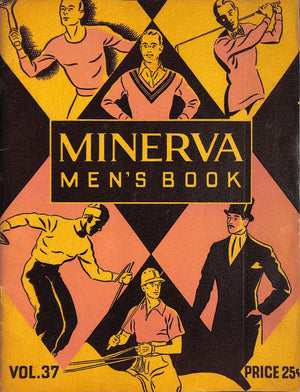 Minerva Men's Book Vol. 37