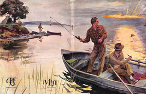 Abercrombie & Fitch Camping & Fishing 1956