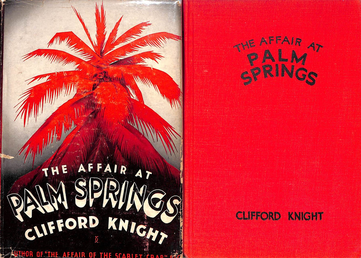 """The Affair at Palm Springs"" KNIGHT, Clifford"