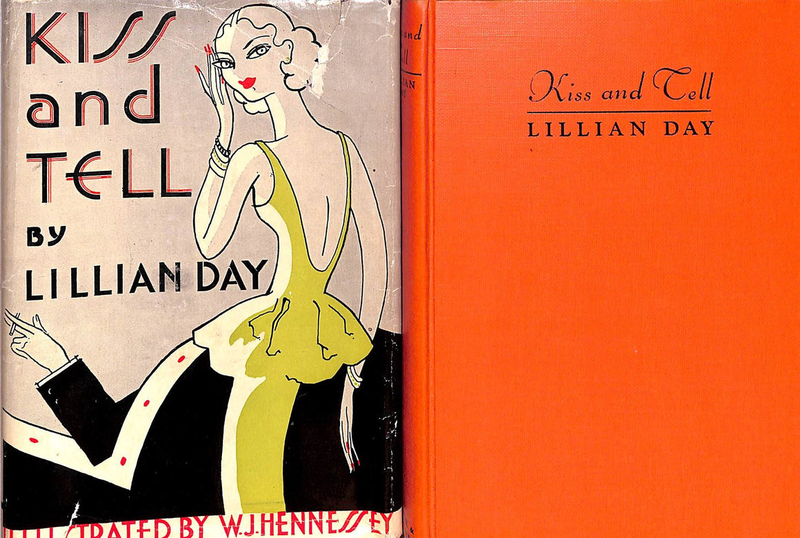 """Kiss And Tell"" 1931 Day, Lillian"