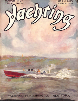 Yachting: March 1907