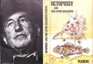 """Octopussy and The Living Daylights"" Fleming, Ian"