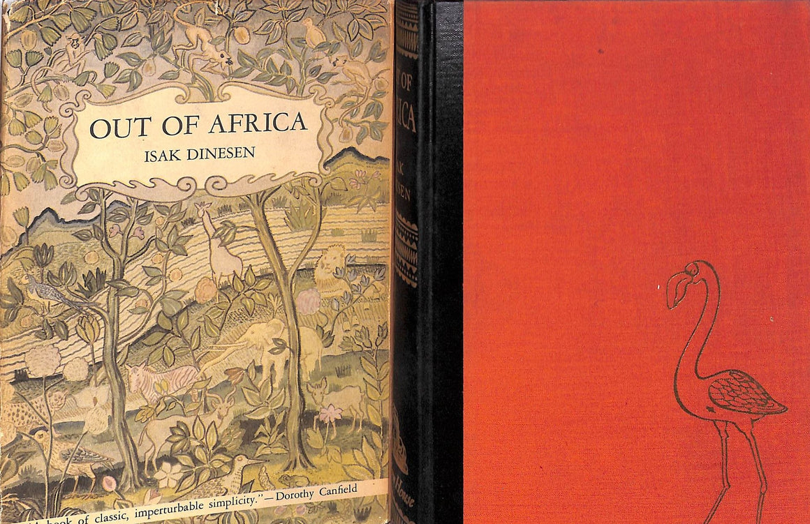 """Out of Africa"" Dinesen, Isak"