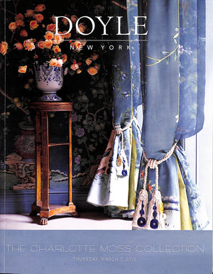 """Doyle New York The Charlotte Moss Collection"""