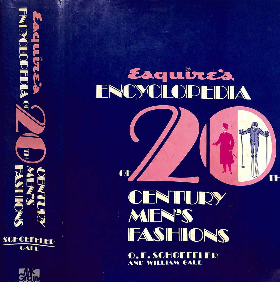 """Esquire's Encyclopedia of 20th Century Men's Fashions"" O. E. Schoeffler and William Gale"