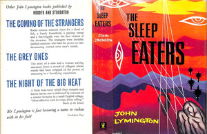 """The Sleep Eaters"" 1963 LYMINGTON, John"