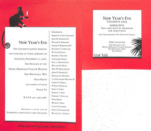 """Palm Beach New Year's Eve Coconuts Ball 2005"""