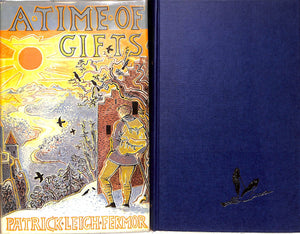 """A Time Of Gifts"" 1977 LEIGH FERMOR, Patrick"
