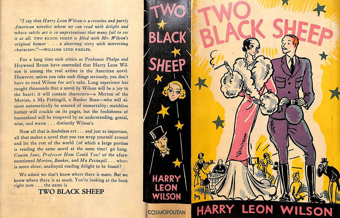"""Two Black Sheep"" Wilson, Harry Leon"