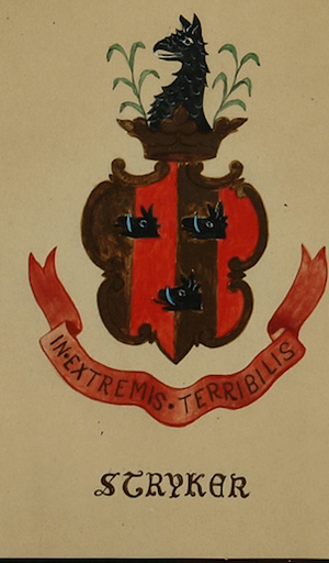 The Stryker Family Coat-of-Arms