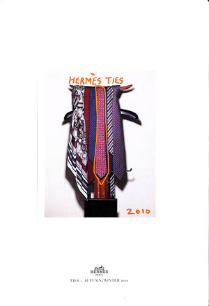 Hermes Ties Autumn Winter 2010