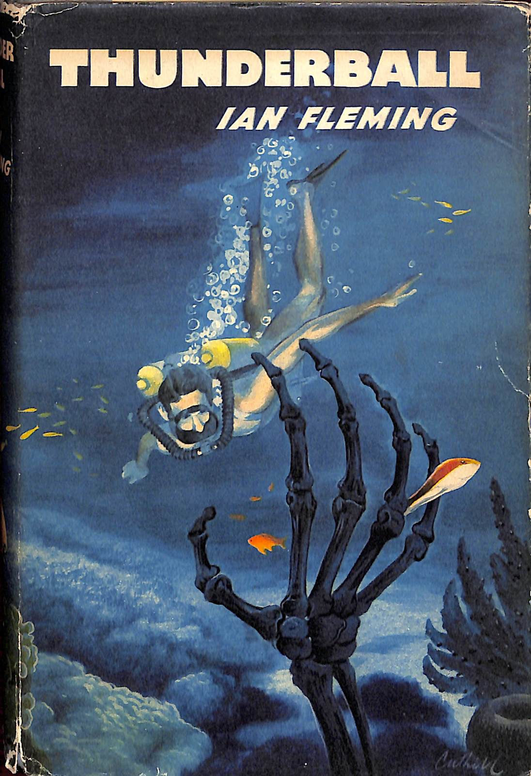 """Thunderball"" FLEMING, Ian"