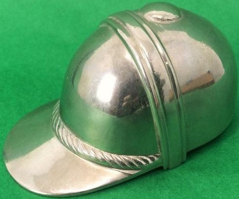 Gucci c1970s Jockey Cap Chrome Bottle Opener