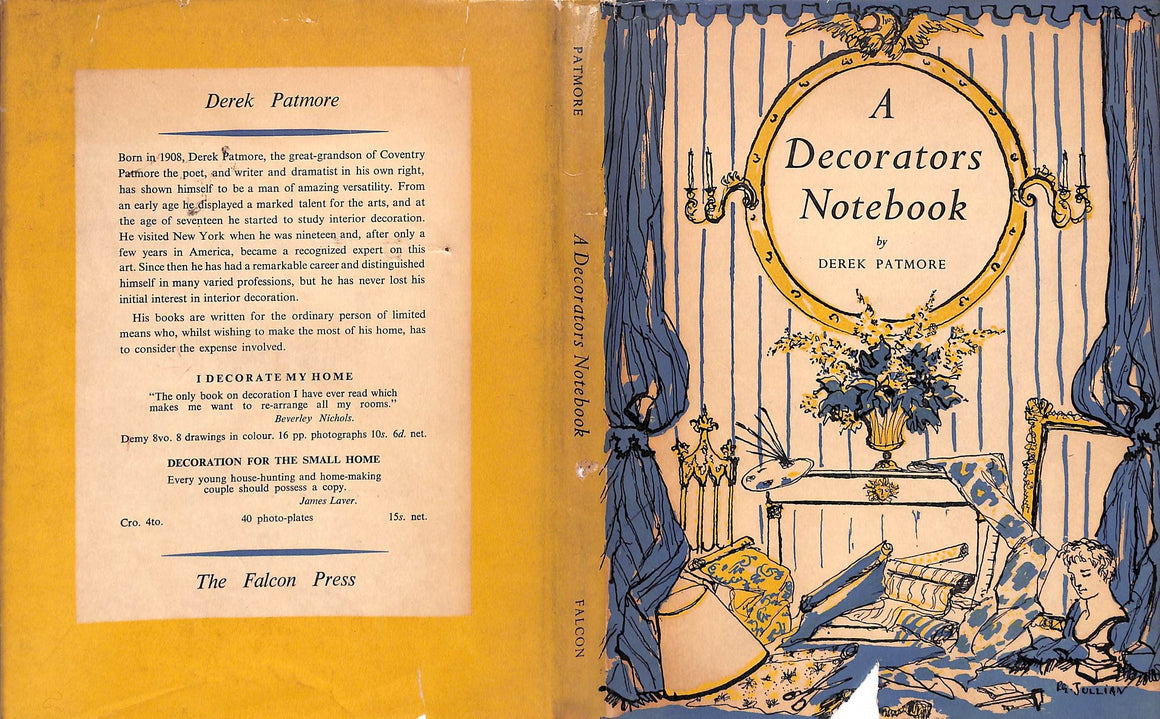 """A Decorators Notebook"" Patmore, Derek"