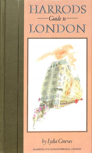 """Harrods Guide To London"" Greeves, Lydia"