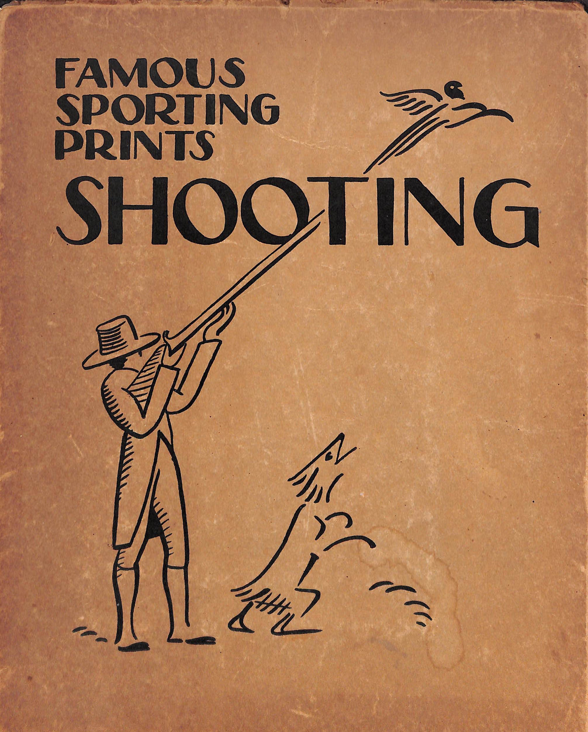 """Famous Sporting Prints VII- Shooting"" 1930"